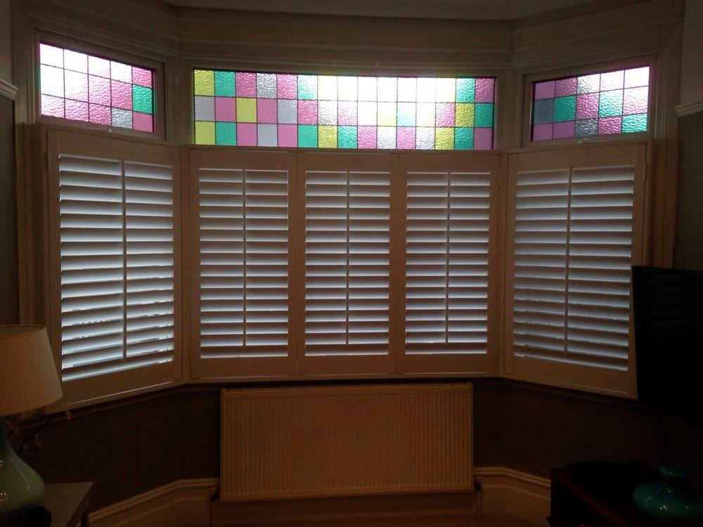Cafe style shutters finchley