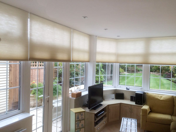 Pleated Blinds N12 North London