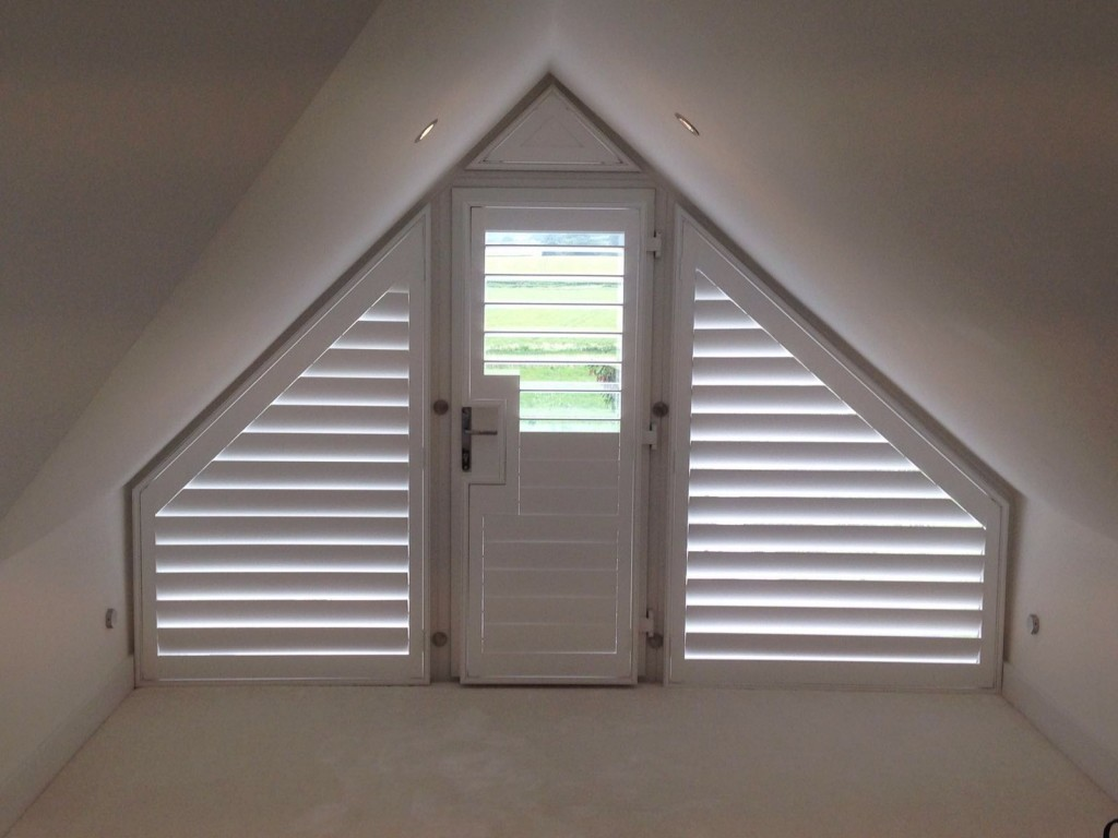Shaped Shutters Essex