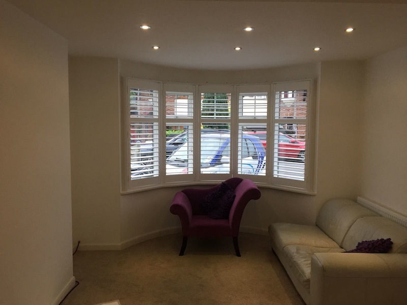 St Albans - Shutters Epping