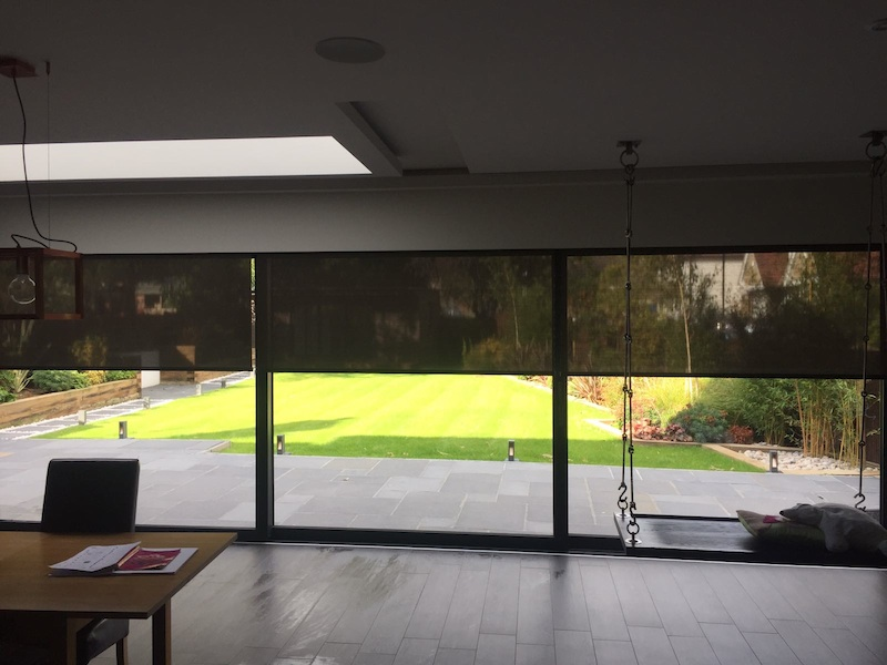 Motorised Blinds Enfield N12
