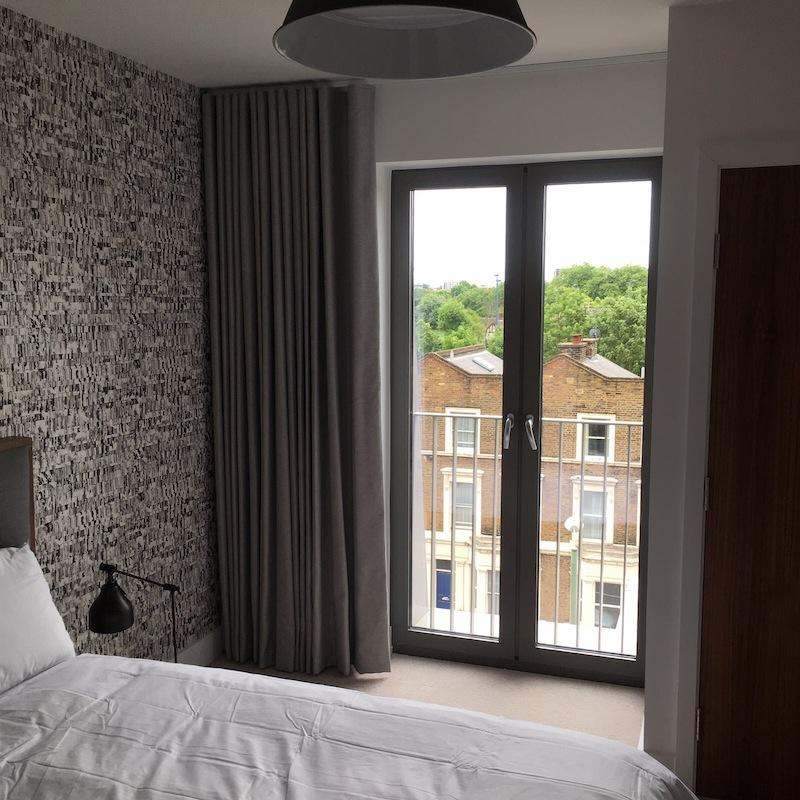 Wave Curtains & Voiles Kilburn