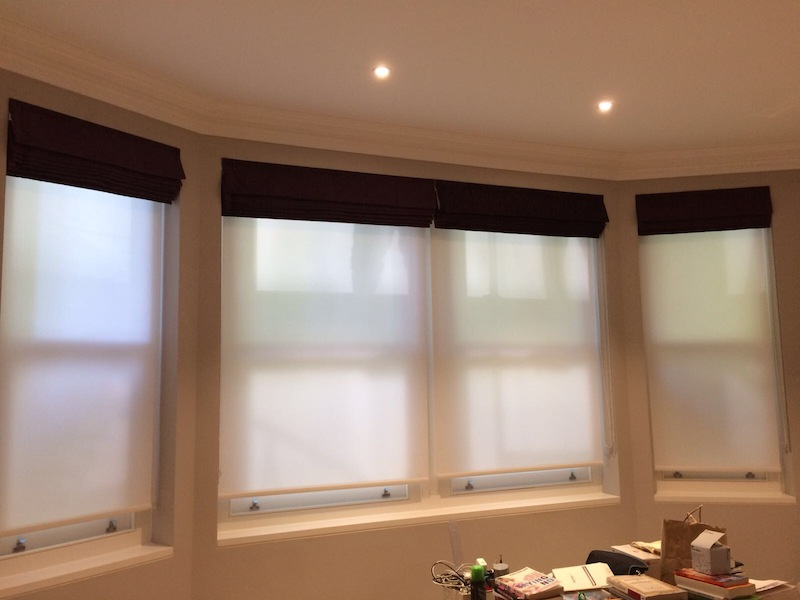 Roman Blinds Whetstone London N20