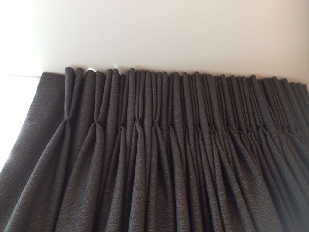 Blackfriars Twin Pleat Curtains
