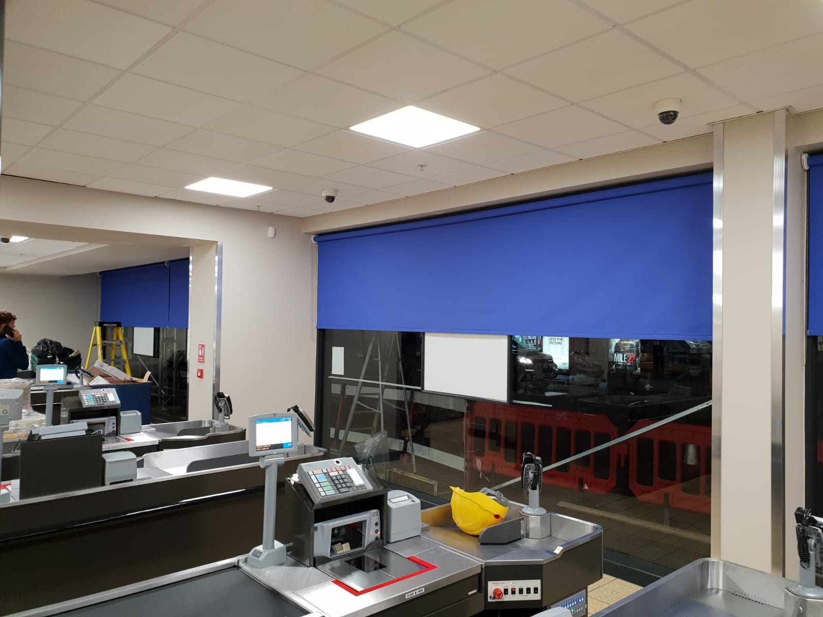 Office Blinds - Large 4.5 metre
