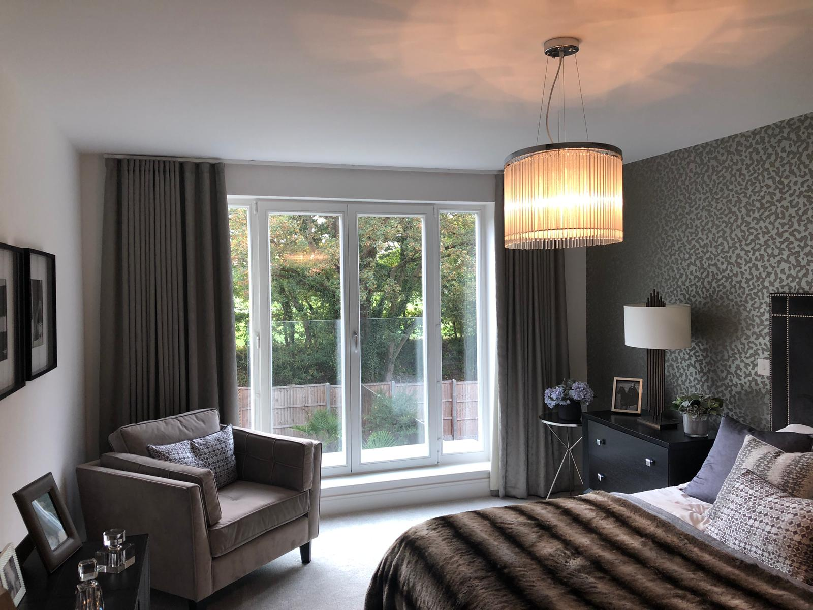 Showroom Curtains and Blinds Essex