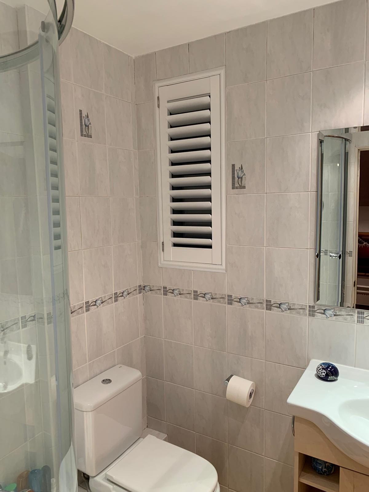 Bathroom Shutters NW London