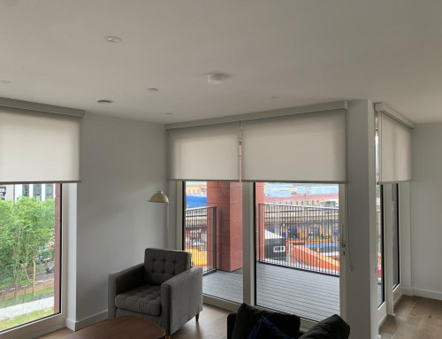 Automated Blinds Qmotion London