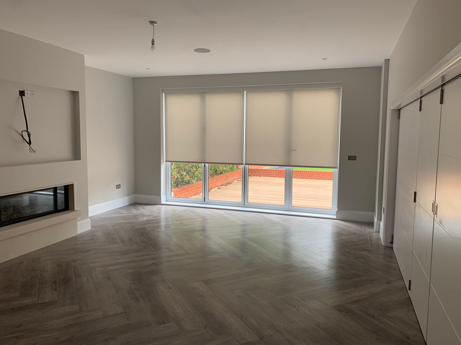 Qmotion Electric Blinds Loughton