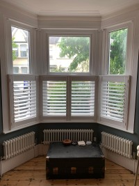 Cafe Style Shutters Waltham Forest
