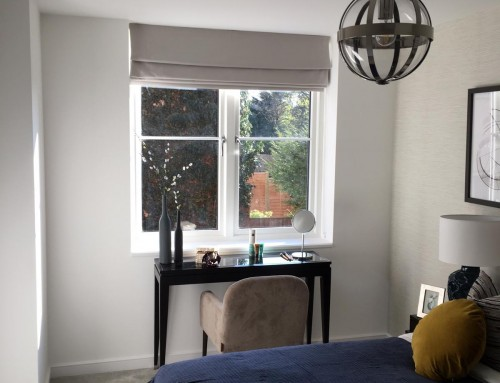 Roman Blinds Finchley