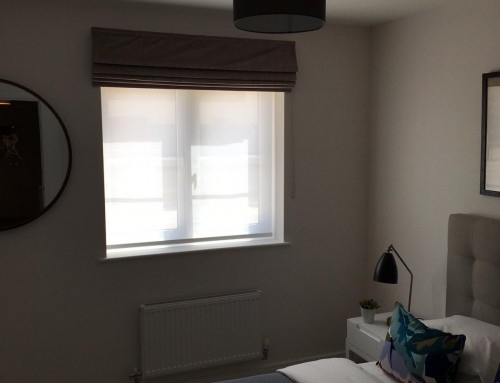 Roman Blinds and Wave Curtains Bracknell