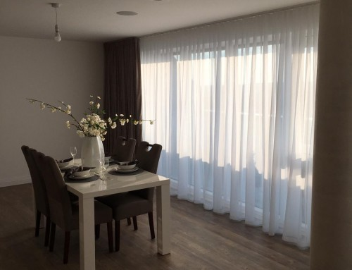 Tempo Wave Curtains Totteridge