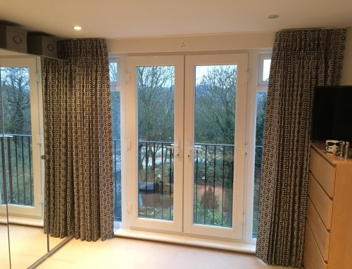 Twin Pleat Curtains Barnet