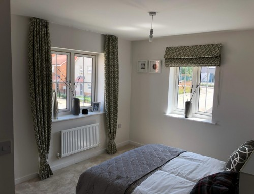 Roman Blinds & Curtains Whitechapel – London