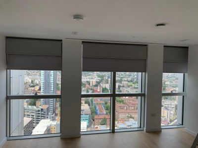 Double Roller Blinds North London
