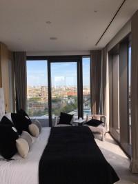 London Docks Penthouse Curtains