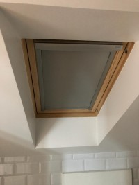 Perfect Fit Skylight Blinds