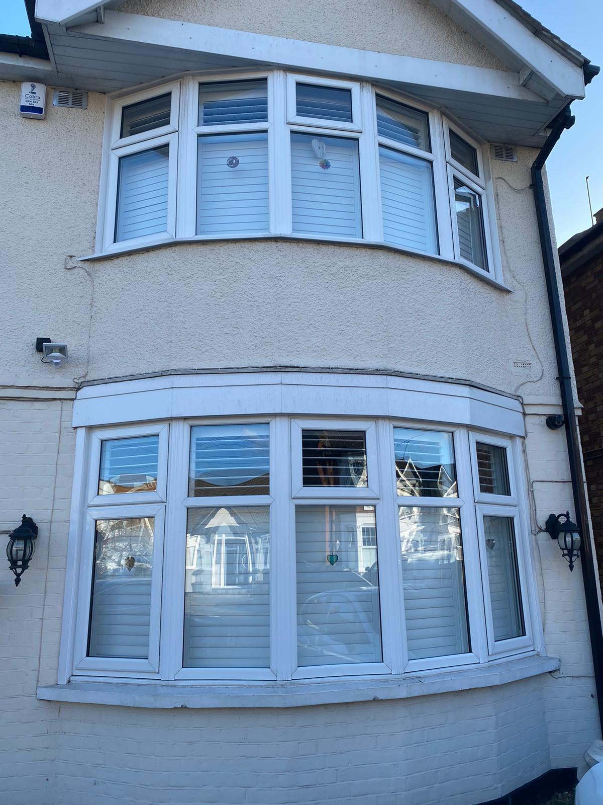Bay Window Shutters Chelmsford