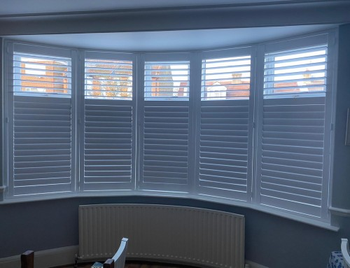 Bay Window Shutters Chelmsford